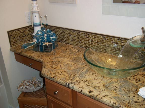 Good Custom Granite Designs   Granite Slabs   Kitchens   Bathrooms   Ocala,  Florida   Minami
