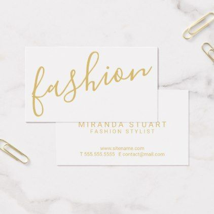 Professional modern whitegold fashion stylist business card professional modern whitegold fashion stylist business card stylists and business cards colourmoves