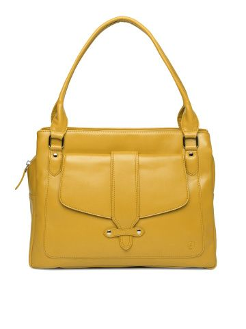 JAG Mustard Yellow Handbag http://bit.ly/1tQIYpT #Mustard #Yellow #Bag #Handbag #BagFetish #Classy