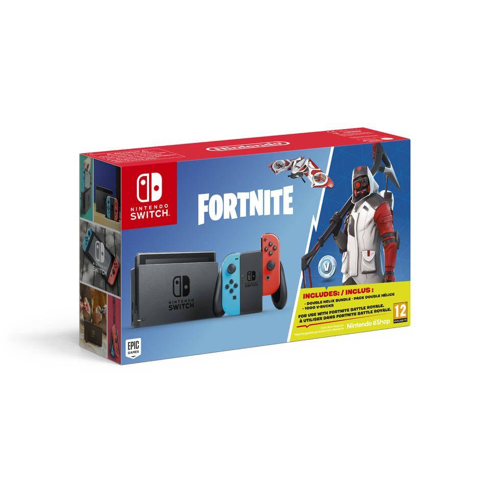 Nintendo Switch Fortnite Bundel Nintendo Switch Nintendo Fortnite