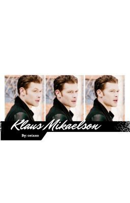 Book 2 of Klaus Mikaelson