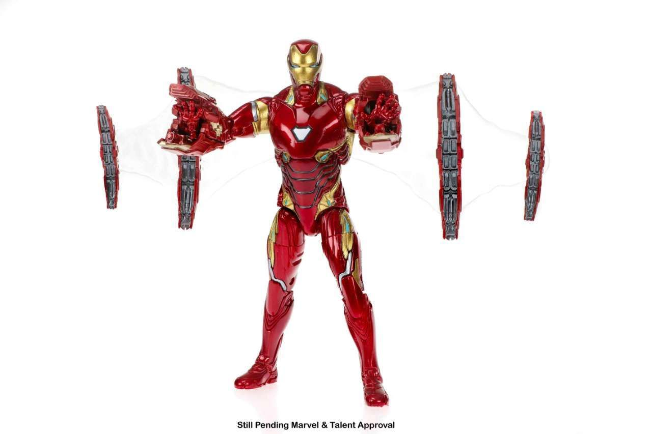 Marvel Legends Iron Man /& Iron Spider 2-Pack