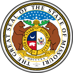 File Seal Of Missouri Svg Wikipedia The Free Encyclopedia