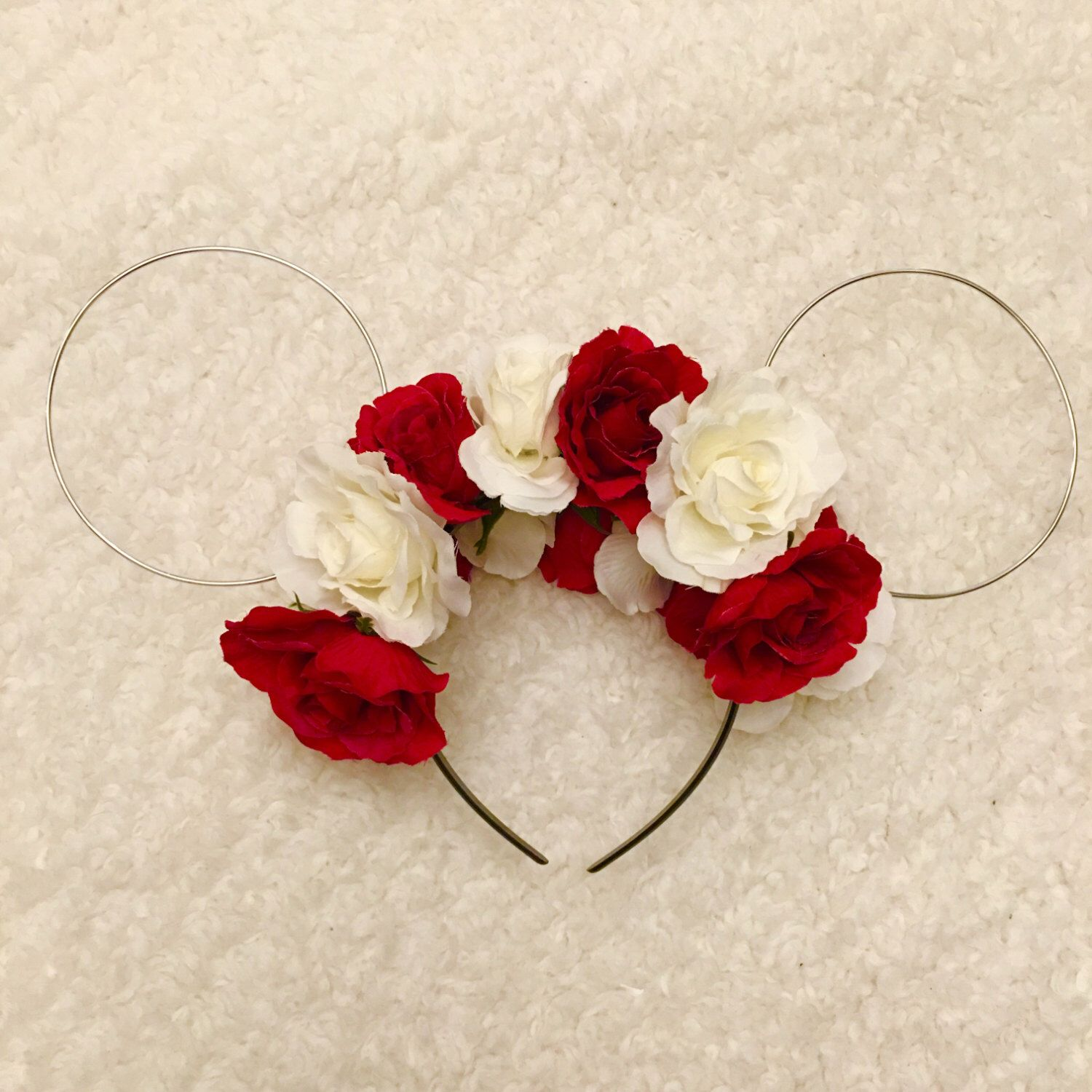 Wire mickey ear flower crown by dylansdisdesigns on etsy httpswww wire mickey ear flower crown by dylansdisdesigns on etsy httpsetsy izmirmasajfo Images
