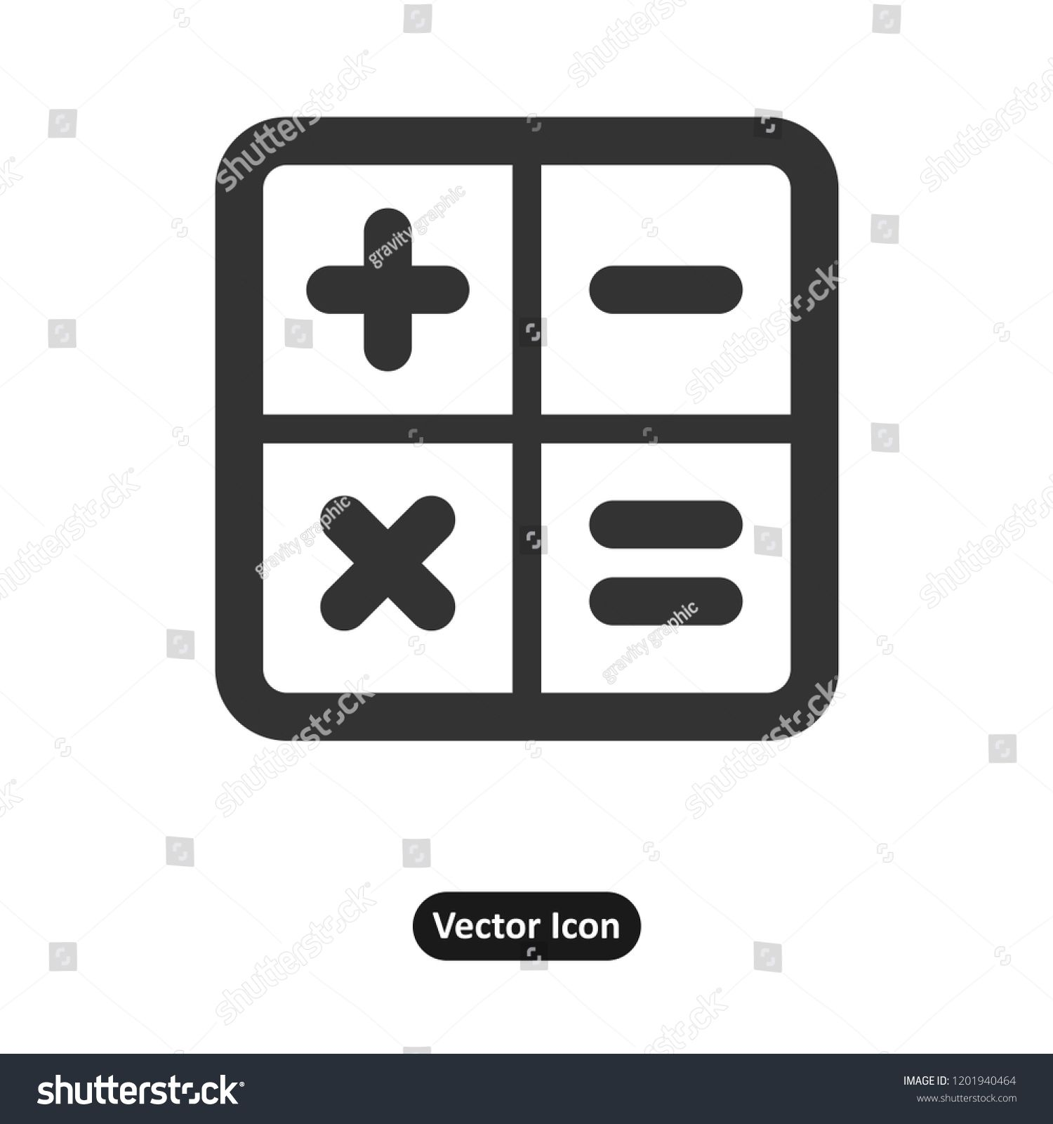 Addition Subtraction Multiplication And Equal Marks Vector In White Background Ad Sponsored Multiplication In 2020 Textured Background Subtraction Multiplication