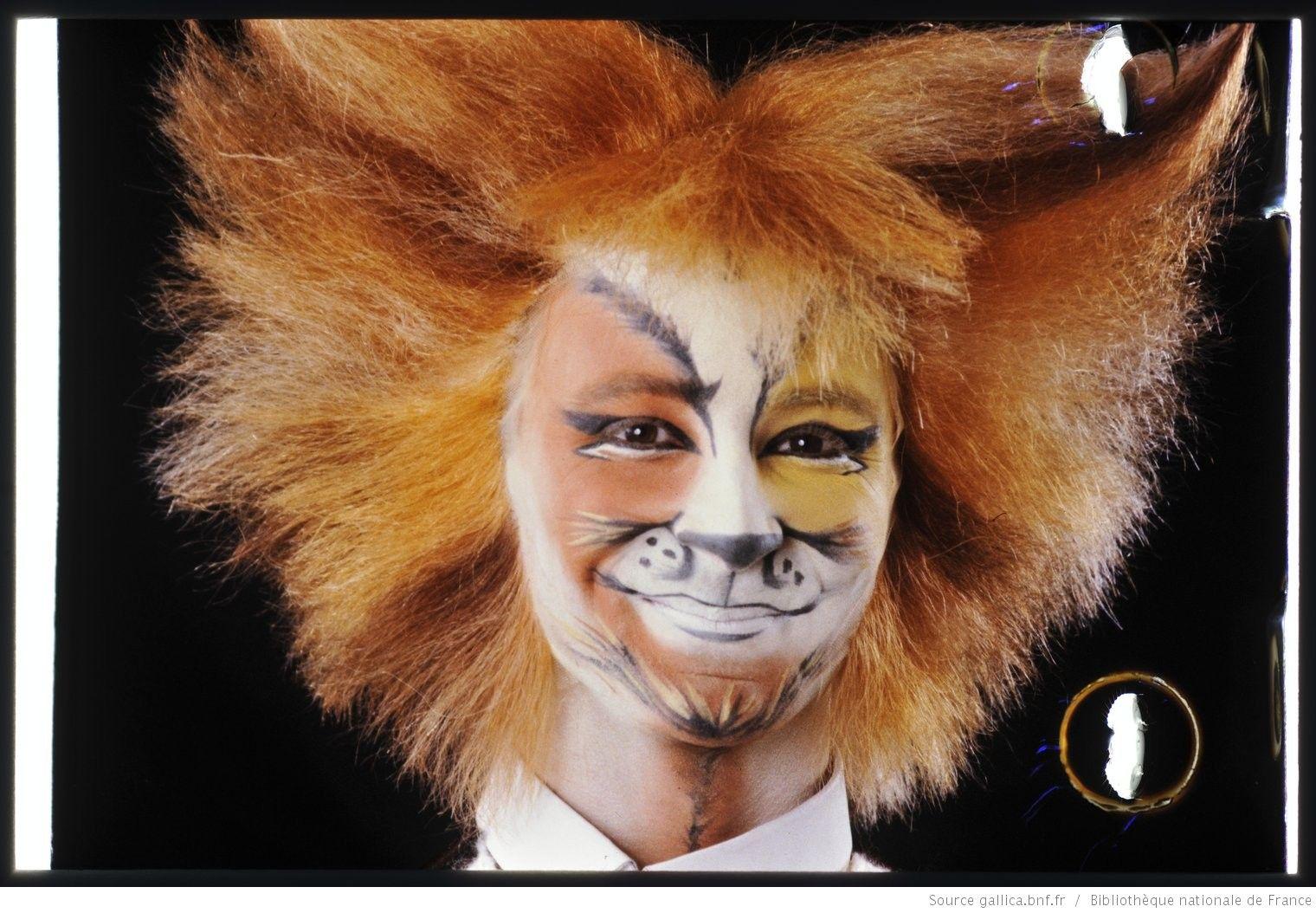 [Cats, musique de Andrew Lloyd Webber. (1989-1990) : photographies / Daniel Cande]