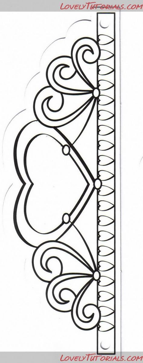Design for the top of K's bookcase??      Размер: 512.7 Кб