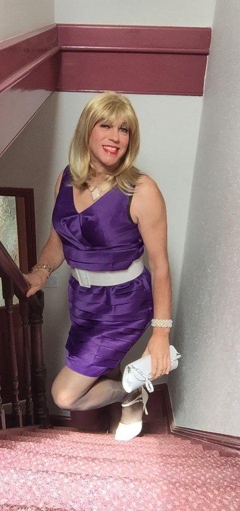 https://flic.kr/p/Hfsb19 | Purple dress