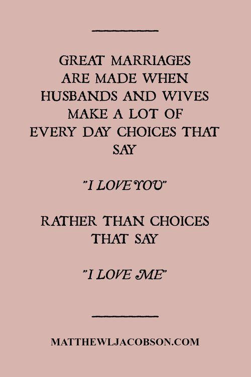 Love Quotes : why you're going to have a great marriage this year. awesome article!…