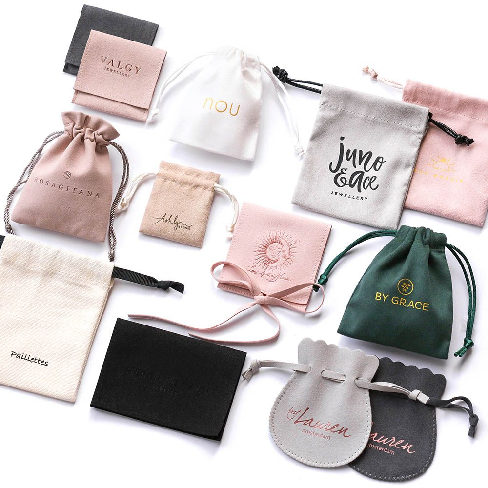 31++ Custom printed jewelry pouches wholesale info