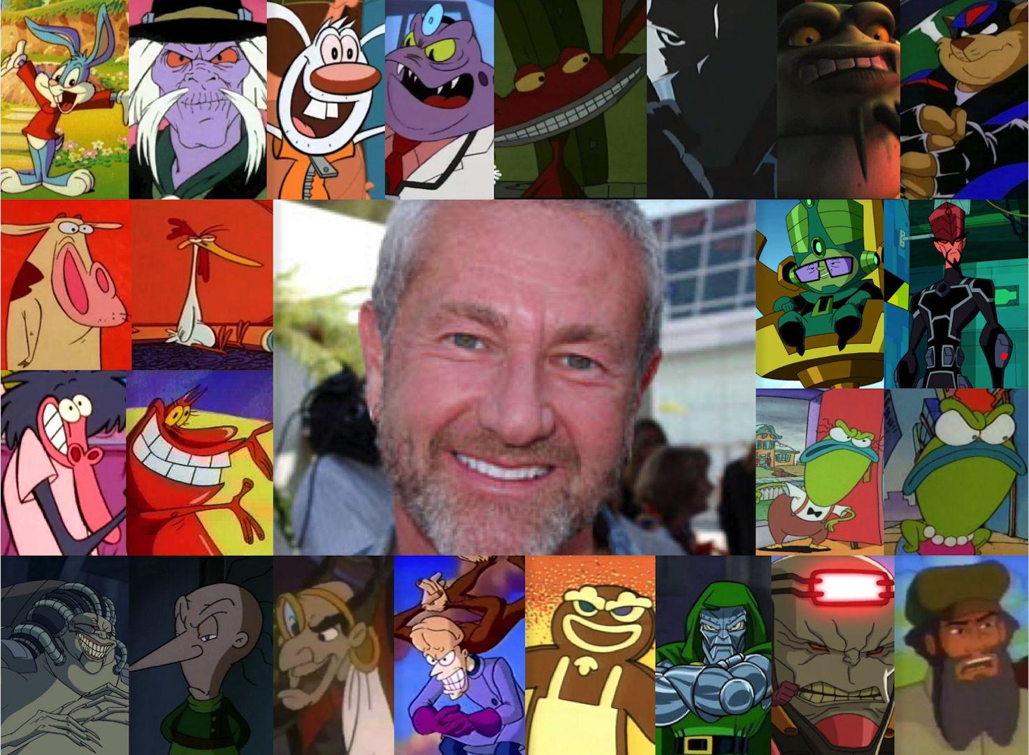 richard steven horvitz characters