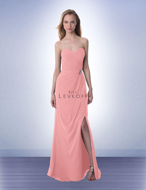 Bridesmaid Dress Style 986 - Bridesmaid Dresses by Bill Levkoff ...