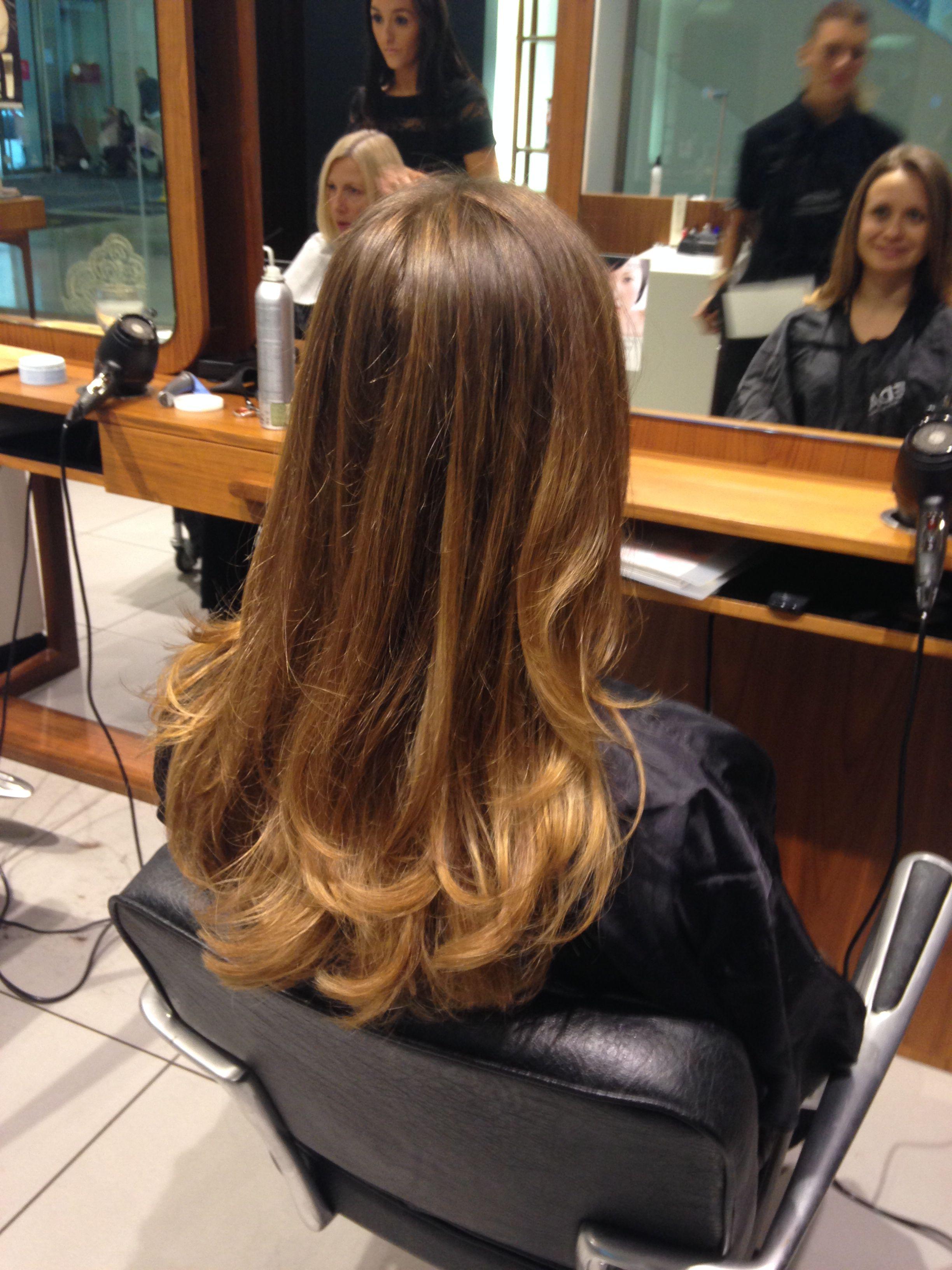 Ballayage Blond à ballayage #aveda #naturallights #cardiffhair #ontrend | #ballayage
