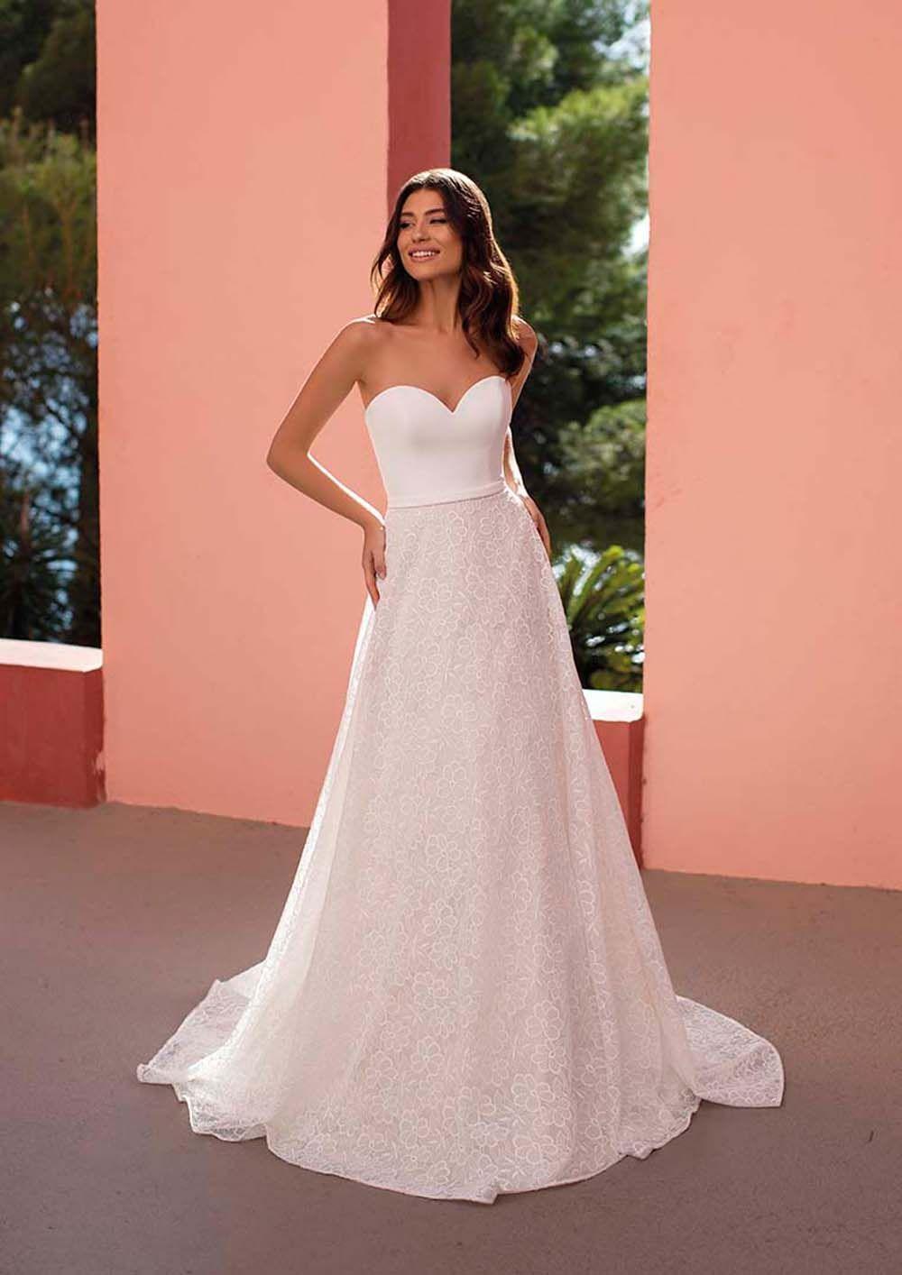 White One Spring 2021 Wedding Dresses Weddingbells in