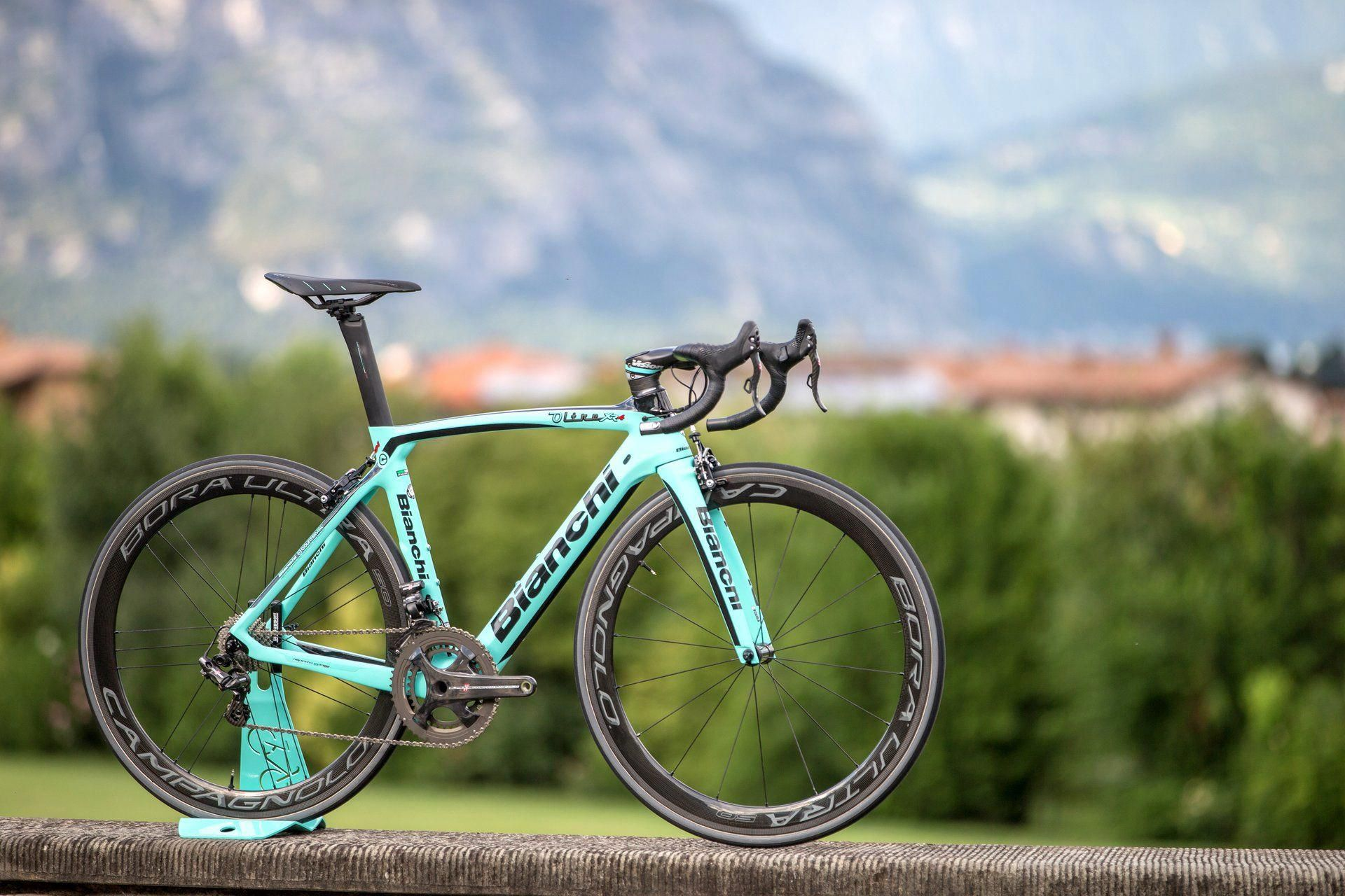 Bianchi Oltre Xr4 First Ride Review Road Cycling Uk