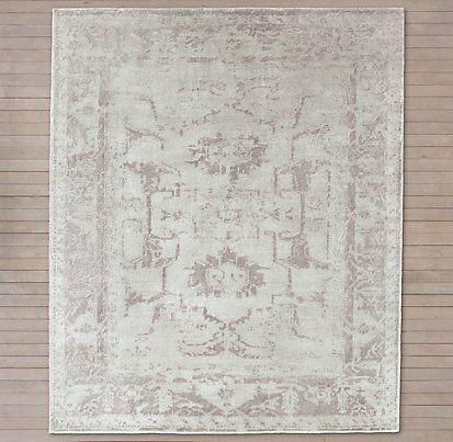 all ben soleimani rugs restoration hardware
