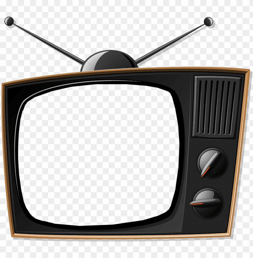 Television Clipart Tv Ad Old Tv Png Image With Transparent Background Png Free Png Images Old Tv Photo Collage Template Clip Art