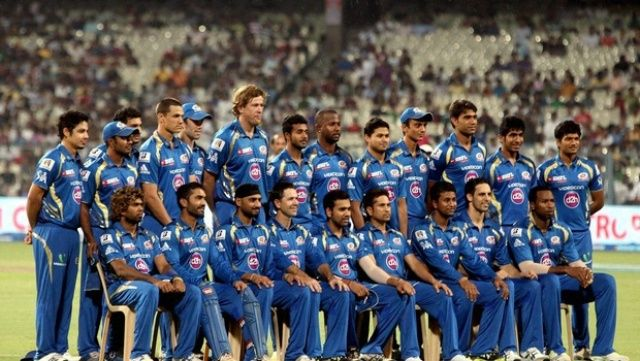 Mumbai Indians Players For Ipl 8 Match List Of Mi Of Ipl 2015 Mumbai Indians Mumbai Indians Ipl India Cricket Team