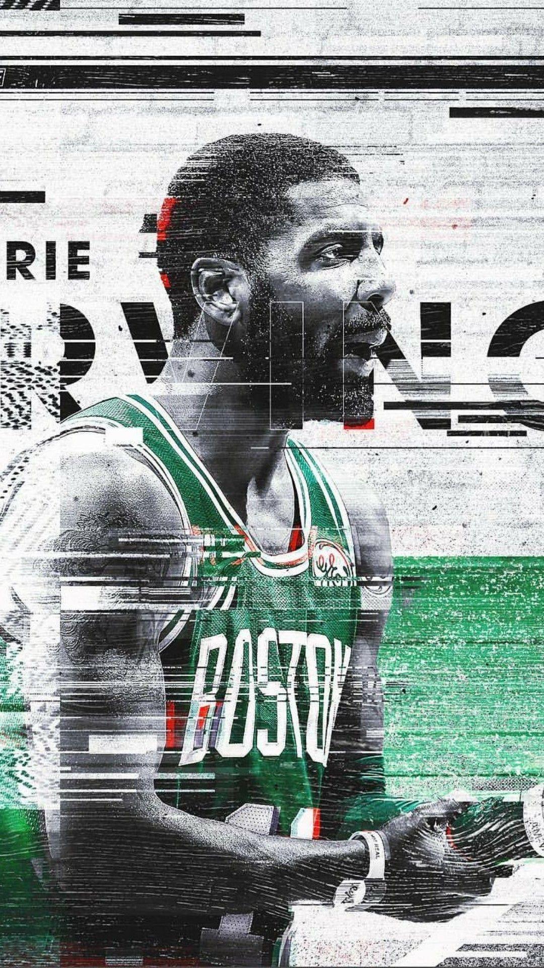 Kyrie Irving Wallpaper スポーツグラフィック バスケットボール選手 スポーツ ポスター