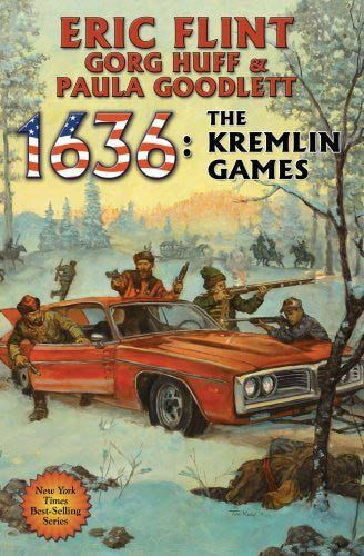 1636: The Kremlin Games by Gorg Hoff,  Paula Goodlett  & Eric Flint – A Book Review