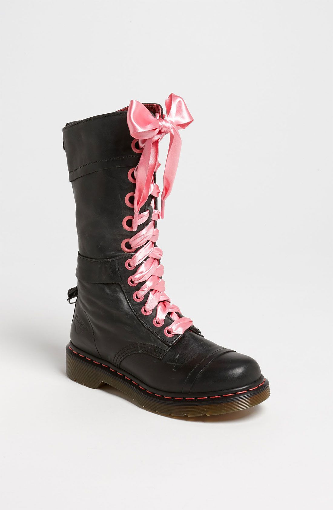 lace up and ribbons Tattoos for Women | Dr. Martens 'Triumph 1914' Lace