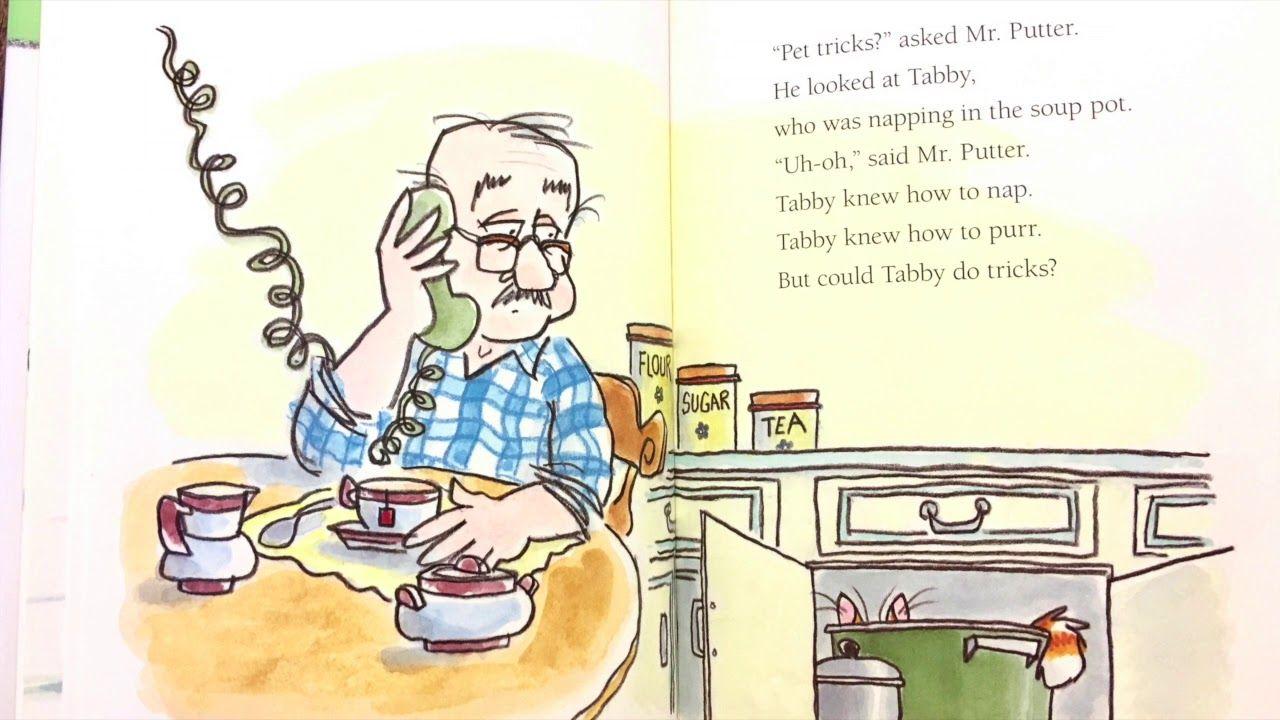 Mr Putter And Tabby Ring The Bell I Read Aloud Storybook Pets Preschool Theme Pets Preschool Read Aloud