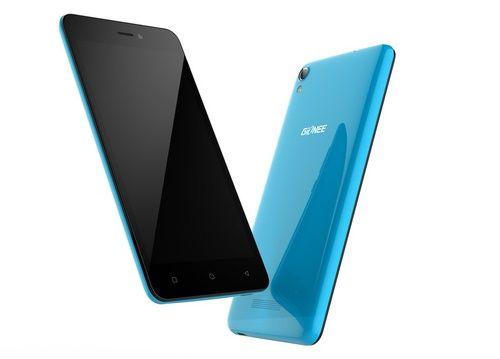 Smartphone Gionee P5W tích hợp âm thanh DTS giá rẻ