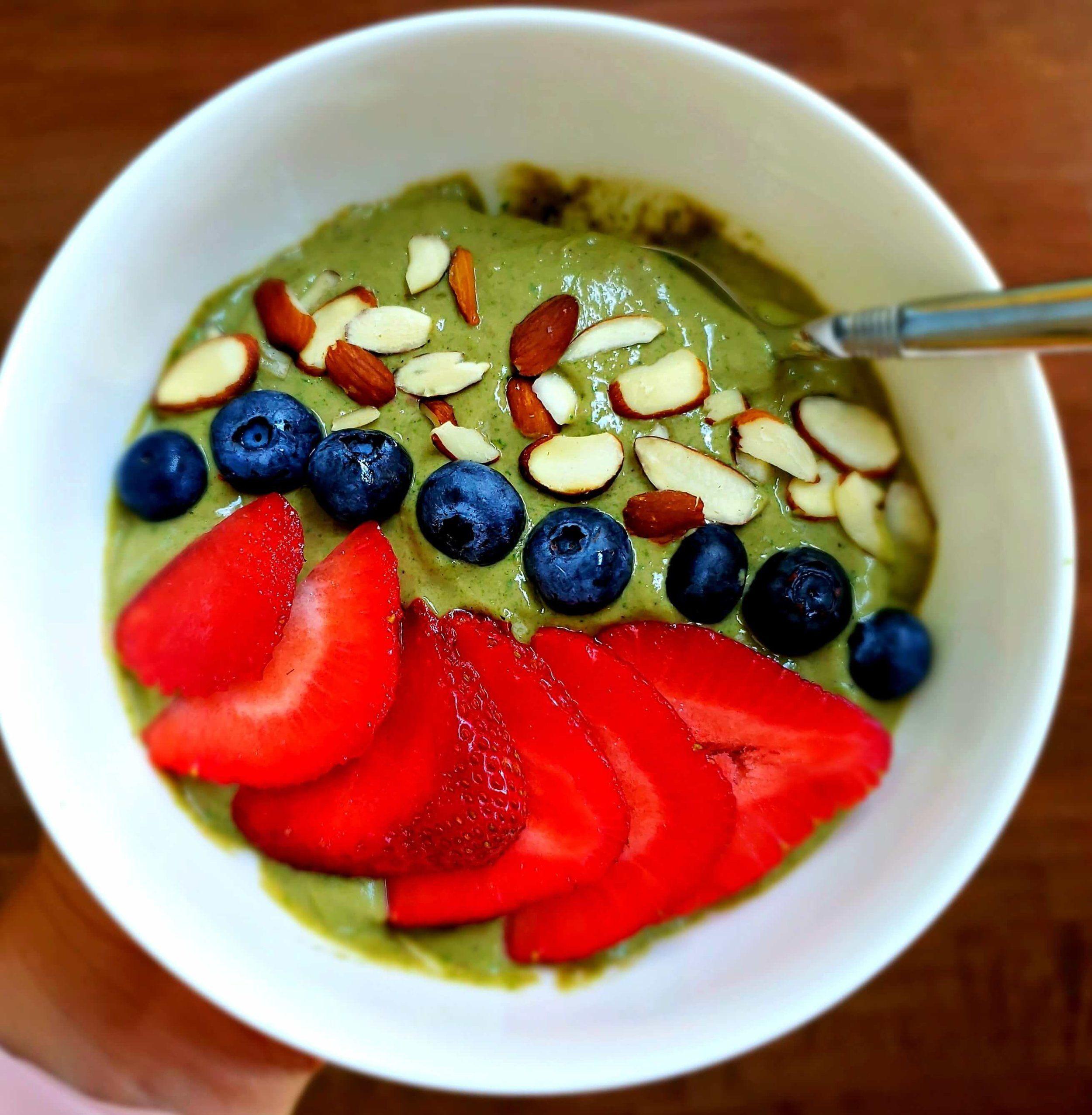 Dragon fruit smoothie bowl laurel ann nutrition recipe