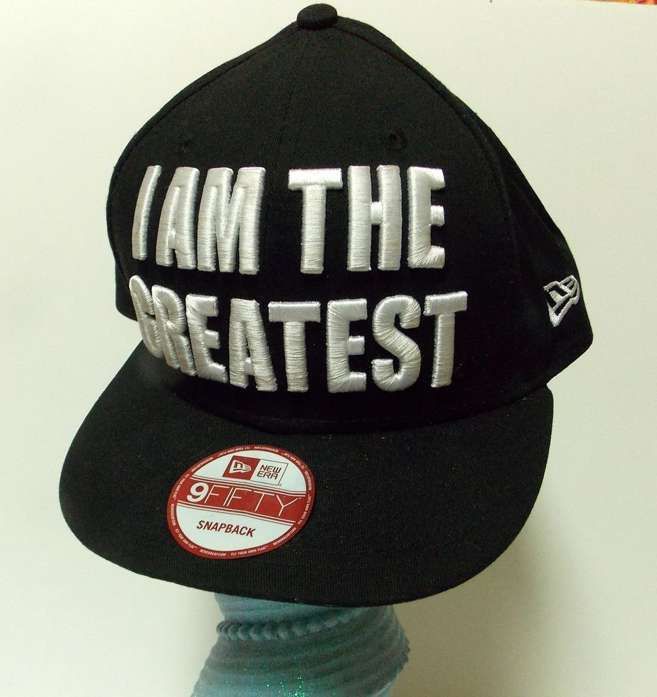 Muhammad Ali Cap Era Greatest Ed