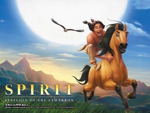 Spirit El Corcel Indomable Pelicula Completa En Espanol Latino Dreamworks Cimarron Stallion