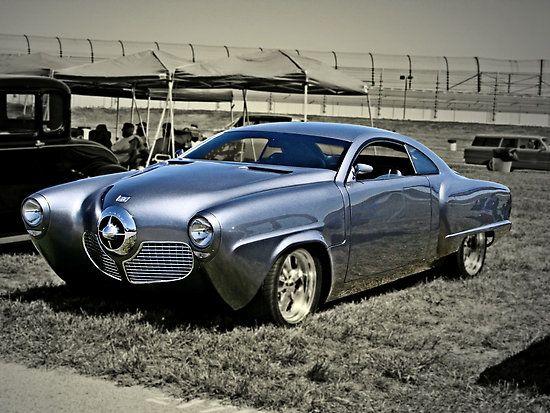 1950 Studebaker Champion Custom By Teemack Custom Cars Classic Cars Studebaker