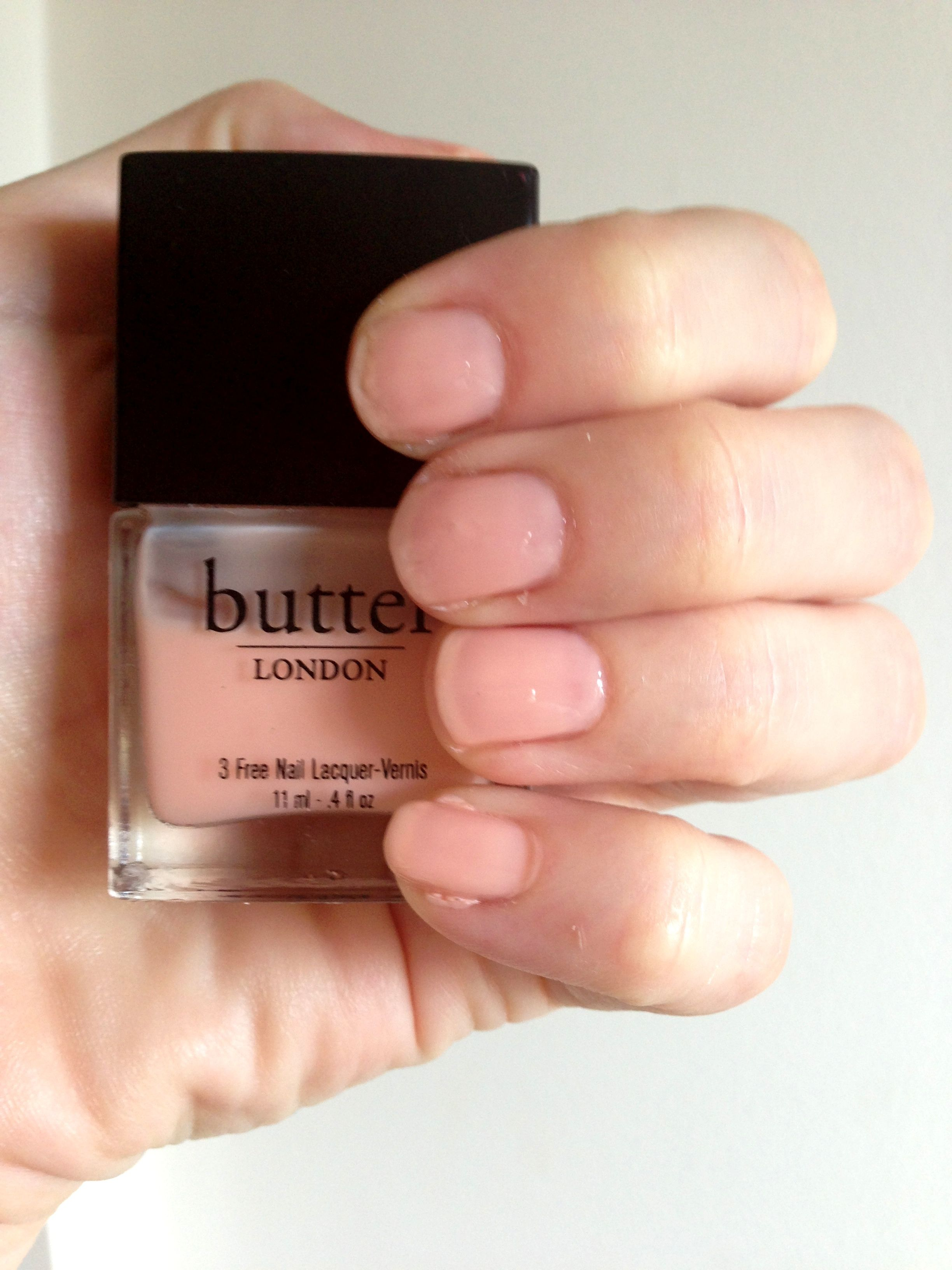 always been my favorite natural color. Butter London is amazing. I ...