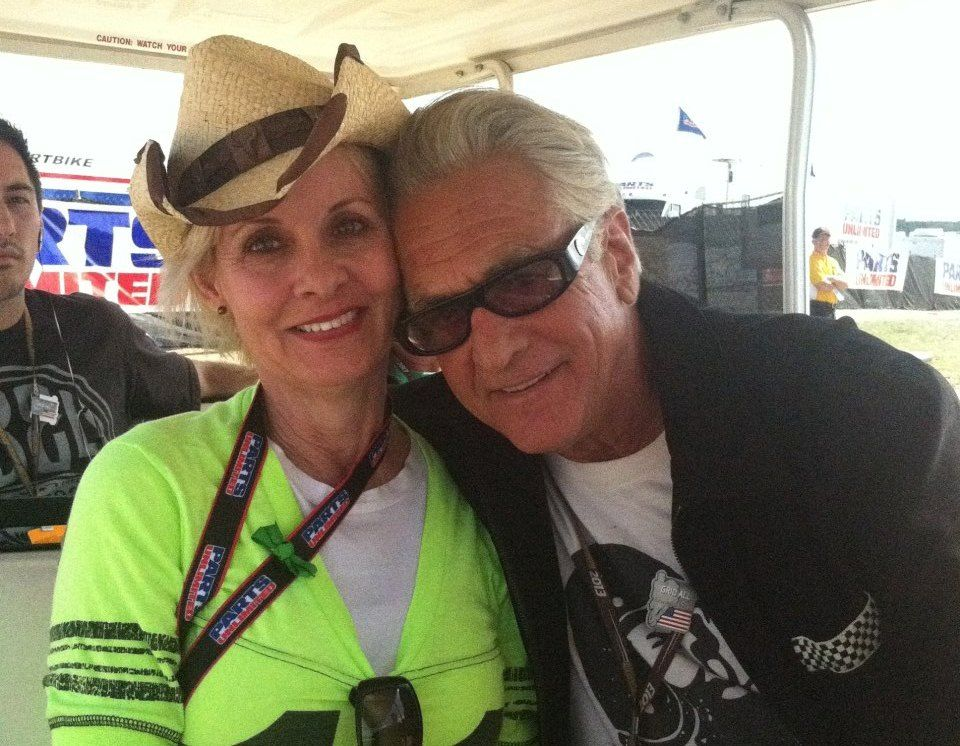 Motogp With Storage Wars Barry Weiss His Son Val Chip