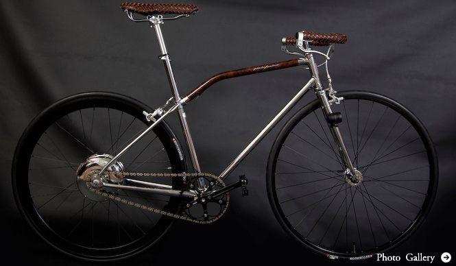 ピニンファリーナによる自転車|Pininfarina | Web Magazine OPENERS - CAR News http://openers.jp/car/car_news/news_pininfarina_fuoriserie_bike_49609.html
