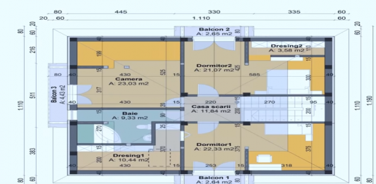Free Home Blueprints And Floor Plans For Small Home Design House Blueprints Small House Design Floor Plans