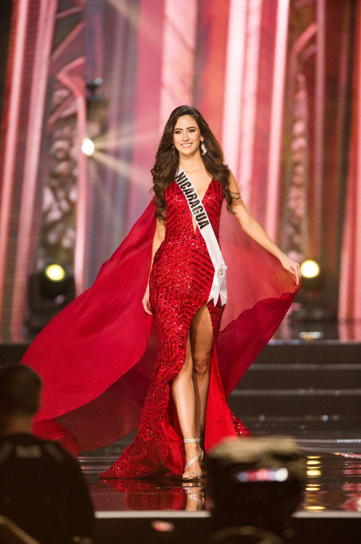f4ff36b08 Los trajes de gala de las concursantes latinas de Miss Universo ...