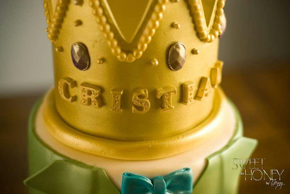 Birthday Cakes Utah ~ Princes james cake. creen and gold birthdays cakes pinterest