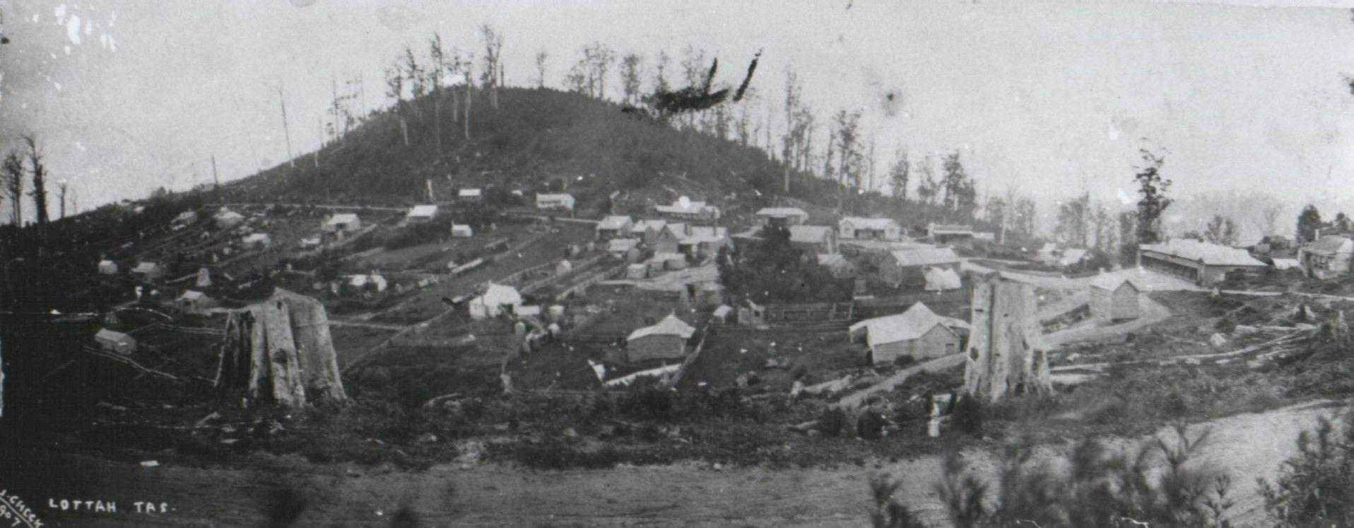 Lottah c.1907