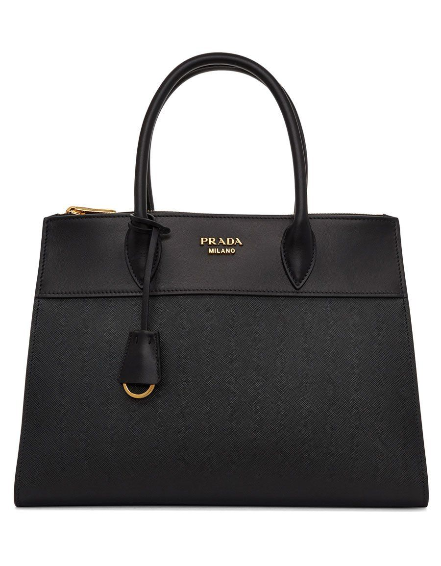 6eb6f91c47 Classic Black Prada Bag   Fashion for Women in 2019   Prada handbags, Prada  bag, Bags