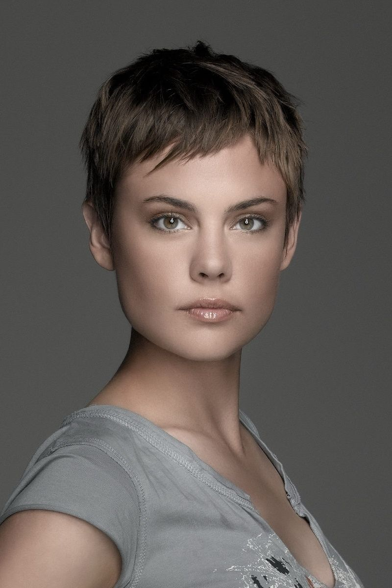 Short pixie cut u hair styles pinteu
