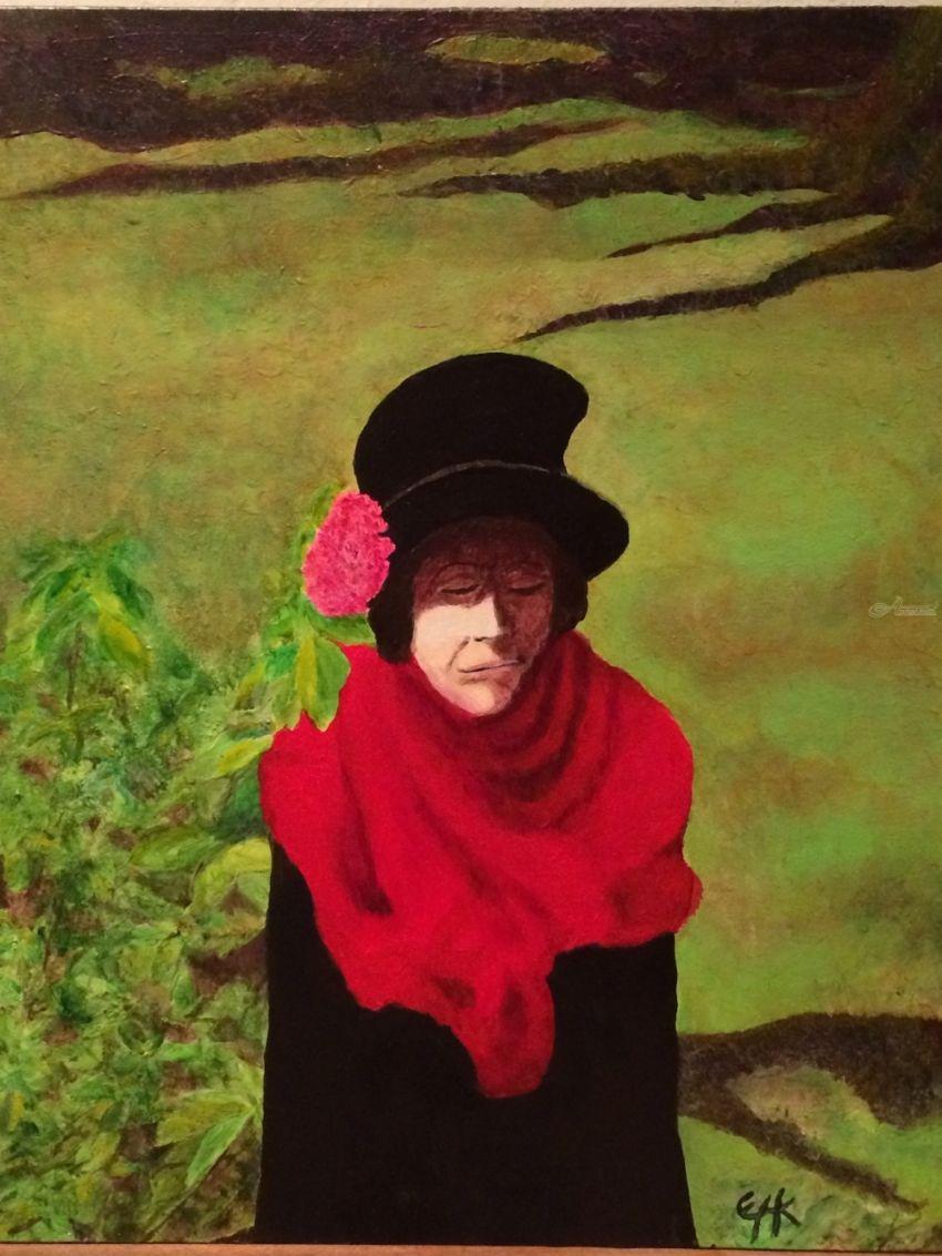 Watercolor artists names - Title Rienzi Artist Name Eric Kirkpatrick Description Woman At Rienzi Gardens