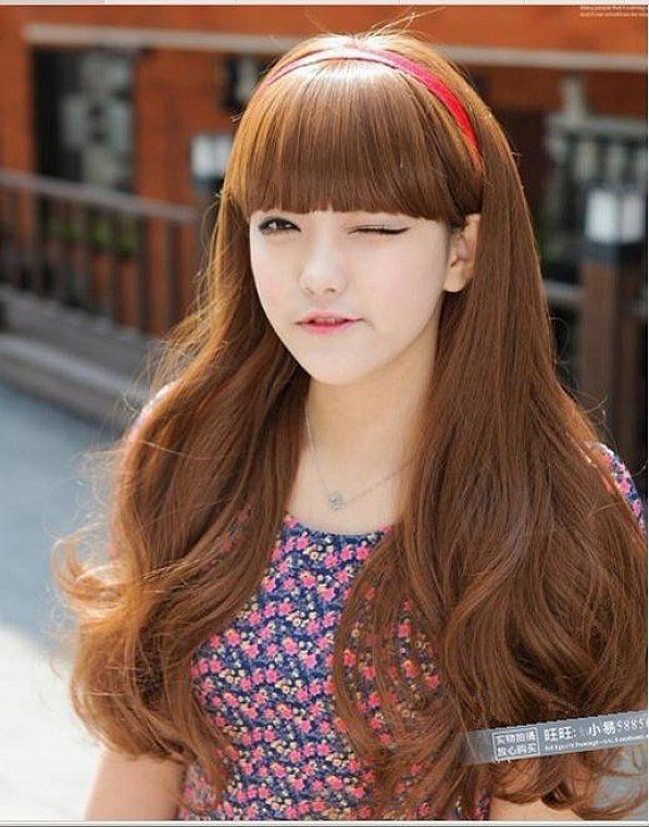 Light Chocolate Brown Hair Color Pictures
