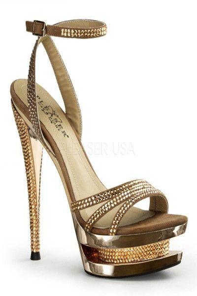 6 Inch Stiletto Heel 1 1 2 Inch Dual Platform Wrap Ankle Strap Sandal Ankle Strap Sandals Heels Stiletto Heels Ankle Strap Heels