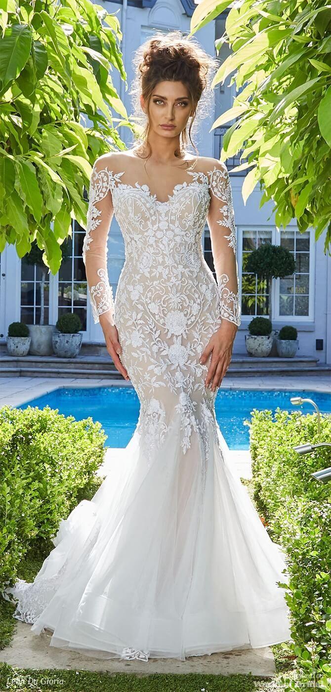 Leah da gloria wedding dresses novias pinterest wedding