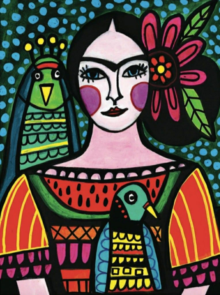 Ftida Kahlo