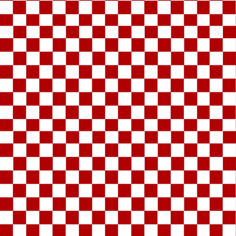 Colorful Fabrics Digitally Printed By Spoonflower Red And White Checkerboard Red And White Wallpaper Red Background Checker Wallpaper