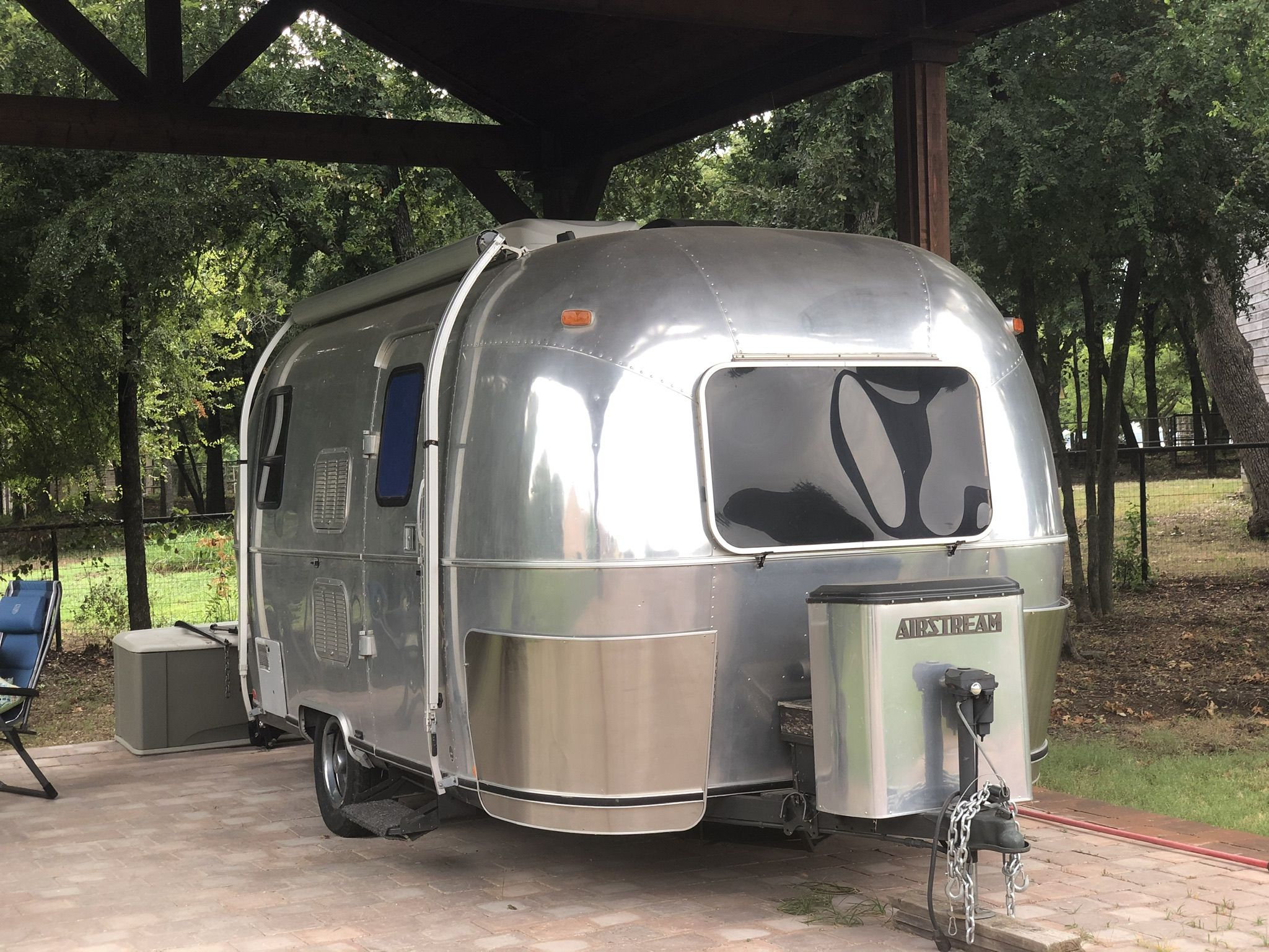 1998 Airstream 19ft Bambi For Sale In Denton Jesse The Bambi Is Ready For Her Next Adventure In 2020 Airstream Trailers For Sale Airstream For Sale Airstream Bambi