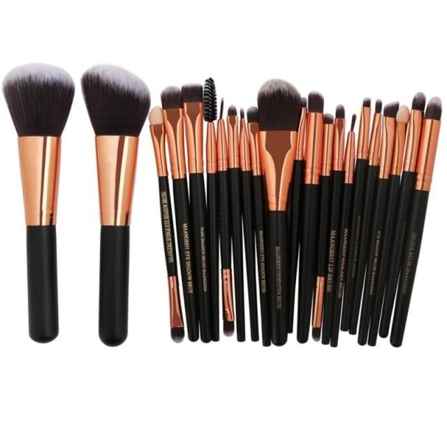 Professionelle Make-up Pinsel – 22 Stück 2