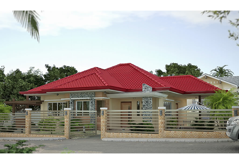 50 Images Of Small Bungalow House Design Ideal For Philippines Bungalow House Design Affordable House Design Philippine Houses