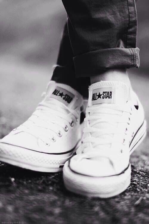 Converse cipõ fehér · Divat Magazin